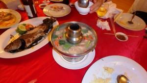 タイ風海鮮料理2